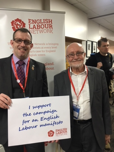 Cllrs James Dawson and John Frudd, Erewash