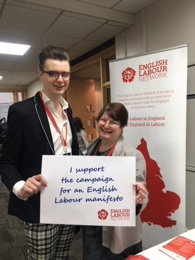 Cllrs Kate Haigh and Tom Coole